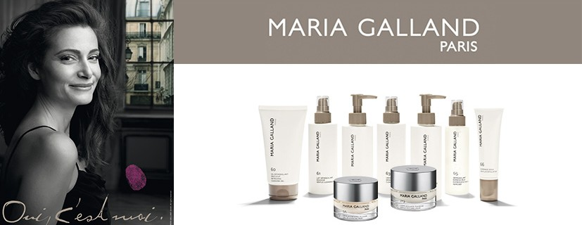 Les soins Maria Galland
